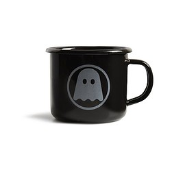GHOSTLY - ENAMELWARE MUG