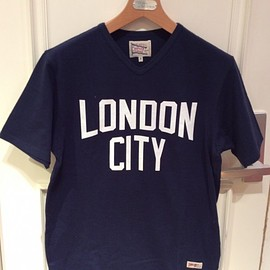 The Duffer of St George - LONDON CITY T-shirt