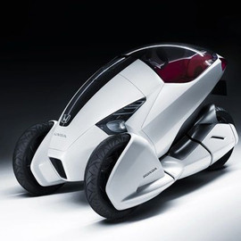 HONDA - Honda Future Car