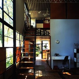 Charles and Ray Eames - Case Study House #8