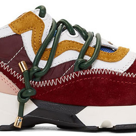 CARVEN - Multicolor Nayell Running Sneakers
