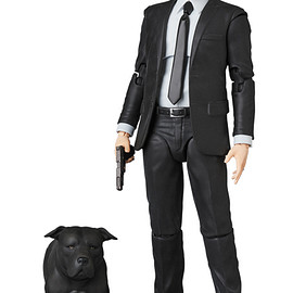 MEDICOM TOY - MAFEX JOHN WICK(R)(CHAPTER2)