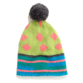 madewell - 1717 Olive™ Dotted Ski Hat