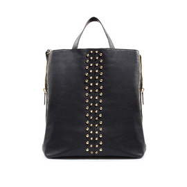 ZARA - STUDDED SHOPPER