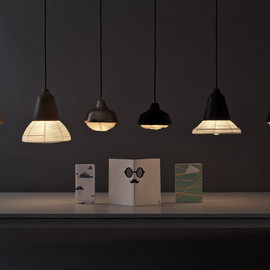KIMU Design - The New Old Light, The simple shape of the traditional paper lantern