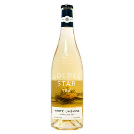 GOLDEN STAR TEA - WHITE JASMINE SPARKLING TEA