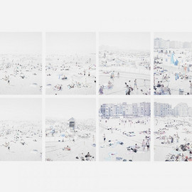 MASSIMO VITALI - Knokke (Polyptych in eight parts)