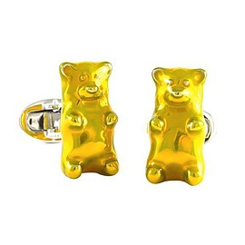 JAN LESLIE - Gummy Bear Cufflinks