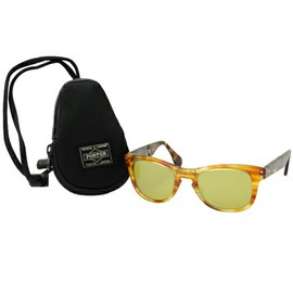 B印 YOSHIDA(×PORTER) - OLIVER PEOPLES for PORTER FOLDING SUNGLASSES WITH SLEEVE