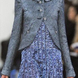 CHANEL - Chanel runway collection