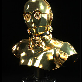 Sideshow Collectibles - C-3PO Special Edition Life-Size Bust