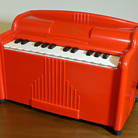 MAGNUS - ORGAN #1510 in Red