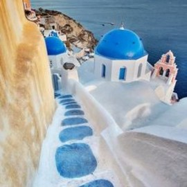 LOVE♥Greece - Santorini, Greece - I was there only briefly, but want to go back to see more of it's beauty.
