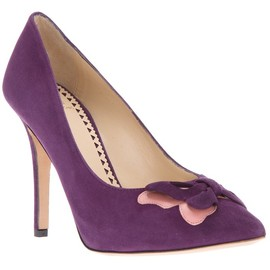 MOSCHINO CHEAP & CHIC - butterfly detail pump