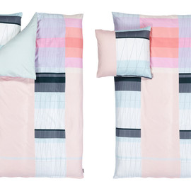 HAY - S&B Bedlinen S Colour Block Pink