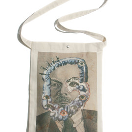 NADA. - Thinker Sacoch Bag #lenin