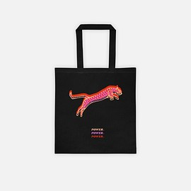 Oh Good Goods - 【Power.Power.Power. 】Tote bag