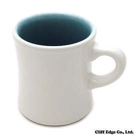 Ron Herman (ロンハーマン) - RH COLOR CRACKING MUG (マグカップ)  BLUE 290-003775-014x
