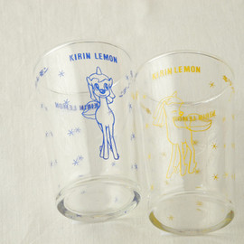 kirin - kirin lemon glasses