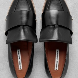 & other stories - POINTED TOE LOAFER