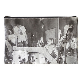 TALKING ABOUT THE ABSTRACTION, MATATABI - MT-B-092_Paper Clutch Bag feat. Charles Peterson