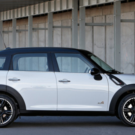 MINI - CROSSOVER Cooper S ALL 4
