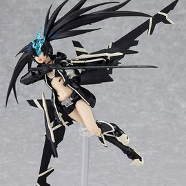 MAX FACTORY - figma ブラック★ロックシューター THE GAME BRS2035