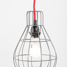 Urban Outfitters - Cage Pendant Lamp