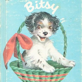 Five Beds for Bitsy: A Puppy Grows Up