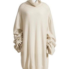 Maison Martin Margiela with H&M - Oversized turtleneck jumper