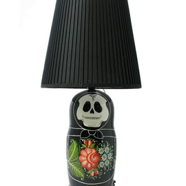 Suicoke - Matryushka Doll Lamp
