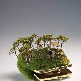 Kendal Murray - miniature sculptures