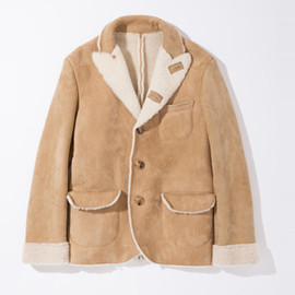 UNUSED - Sheepskin Jacket