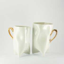 ENDEsign - Porcelain mugs for coffee or tea