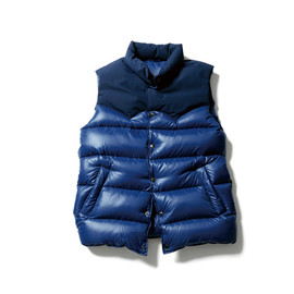 uniform experiment - CLASSIC YOKE DOWN VEST