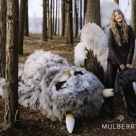 Mulberry - A/W 2012 Ad by Tim Walker