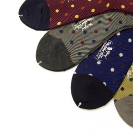 Or Glory - Or Glory Original Dot Sox It's So Cute !!!!!!!price:1,680yen