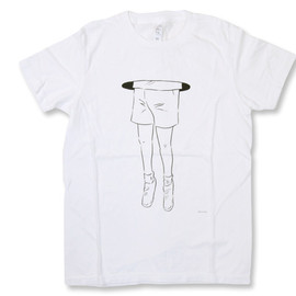 BIRDIE Tee(white/grey/navy)