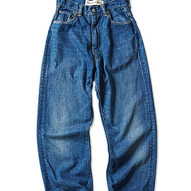shinzone - HIGH WAIST DENIM PANTS