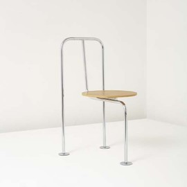 Shiro Kuramata - Three Legged Chair