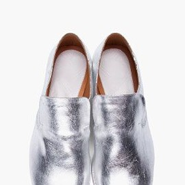 Maison Martin Margiela - Silver Shoes