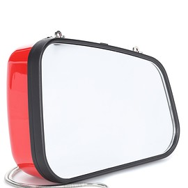 BALENCIAGA - Car Mirror clutch