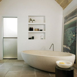 Luxury Stone Bathtub,