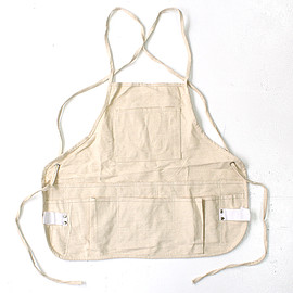 Heritage Leather Co. - 14 Pocket PROFESSIONAL BIB STYLE APRON