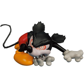 MEDICOM TOY - VCD MICKEY MOUSE RUNAWAY BRAIN