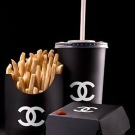 CHANEL - CHANEL BURGER SET