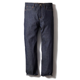 HEAD PORTER PLUS - DENIM PANTS