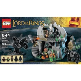 LEGO - The Lord of The Rings: Attack on Weathertop (9472)