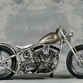Harley-Davidson - 1992 FXSTS BAD DEVILS CHOPPERS