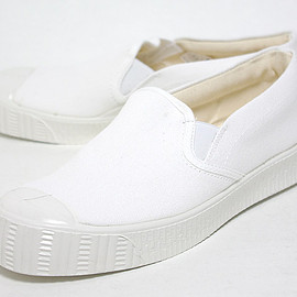 CEBO - Slip-On White